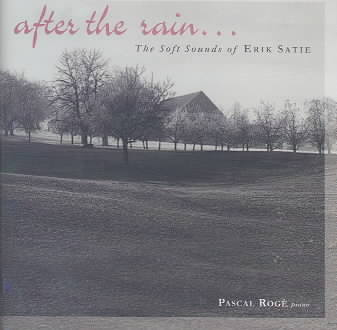 AFTER THE RAIN BY SATIE,ERIK/ROGE,PA (CD)