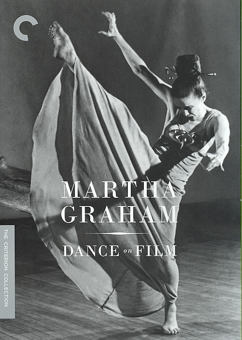 MARTHA GRAHAM:DANCE ON FILM BY KROLL,NATHAN (DVD)